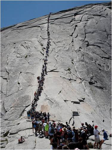 Half Dome, Yosemite Wilderness