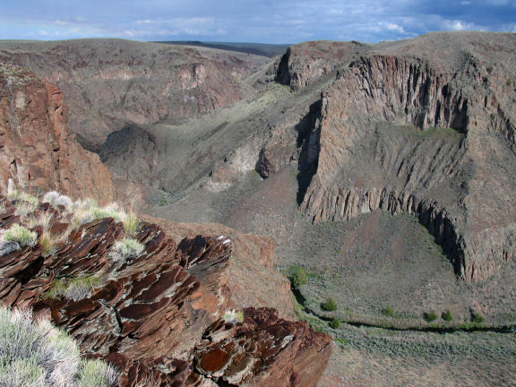 Owyhee country