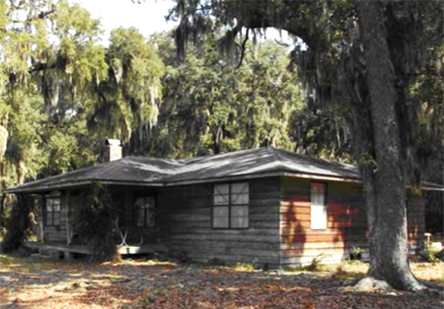 Toonahowie property in Cumberland Island Wilderness