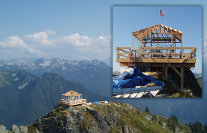 Green Mountain 'Lookout', Glacier Peak Wilderness, WA